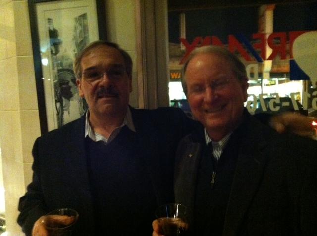 Paul & Kevin
